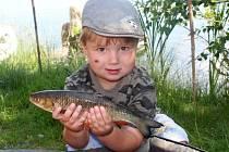 Malým rybářům patřil lom u Radnic