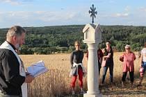 Pochod na uctění památky Mistra Jana Husa v Kornaticích