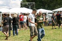 Na Fluff Fest dorazily stovky fanoušků hardcoreové muziky.