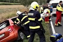 Úterní dopravní nehoda.