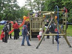 Dětské hřiště (ilustrační foto)