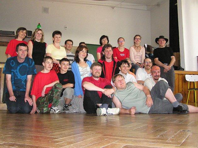 Country skupina z Dobříva uskutečnila setkání s tanečníky  Banjo Mysločovice.