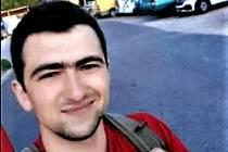 Ukrajinec zmizel v červenci - na snímku hledaný Valentin Ihnatiuk