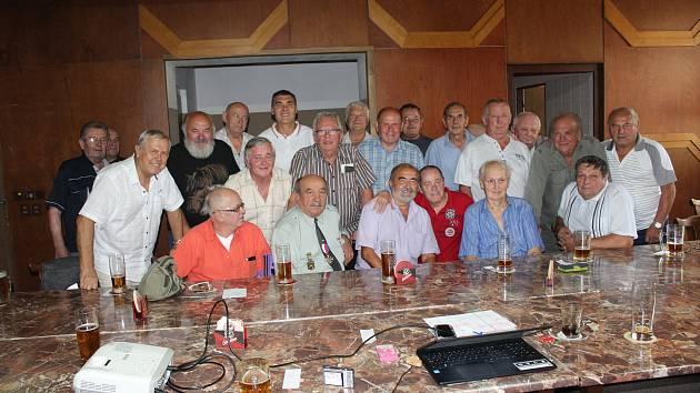 Bývalí příslušníci terezínského útvaru se sjeli do Rokycan.