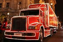 Vánoční kamion míří v sobotu se zábavou  do Rokycan.