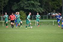 FC Rokycany - FK Žákava  2:1  (1:0)