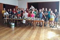 Nohejbalový turnaj v Plískově