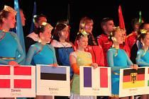 Slavnostní zahájení mistrovství světa v kuželkách mužů