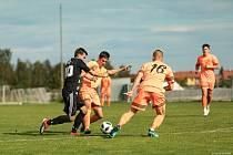 Dynamo České Budějovice B - FC Rokycany
