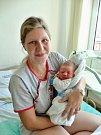 Tomáš Bouda se narodil 16. října ve 12:27 mamince Darině a tatínkovi Pavlovi z Oseka u Rokycan. Po příchodu na svět v plzeňské porodnici U Mulačů vážil bráška dvacetiměsíční Moniky 3840 gramů.