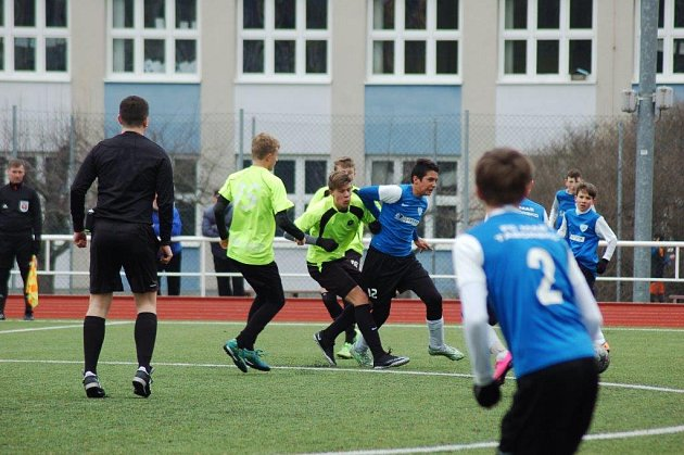 U 14 FC Rokycany - MAS Táborsko