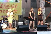 Koncert Heleny Vondráčkové v Liblíně.