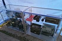 Výstava o spojařském vojsku je až do sobotního podvečera instalovaná v Muzeu na demarkační čáře.