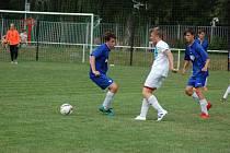 FC Rokycany U17 - Slavoj Mýto 1:3