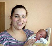 Karolína VINŠOVÁ z Plzně přišla na svět na sále rokycanské porodnice 21. února v 10 hodin a 25 minut. Manželé Jana a Karel znali pohlaví miminka dopředu. Karolínka vážila při narození 3650 gramů,  měřila 51 cm.