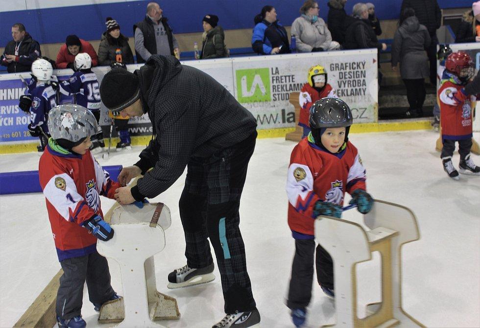 Nábor malých hokejistů