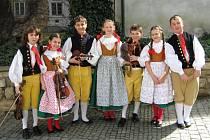 Dětská lidová muzika Sluníčko z Rokycan