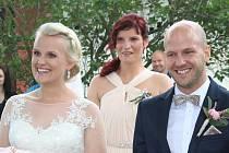 V sobotu 1. července 2017 realizoval Petr významný životní přestup. V Biskoupkách vstupoval do stavu manželského s Janou Šauflovou. Pochopitelně také fotbalistkou, která je dnes na listině rozhodčích FIFA!