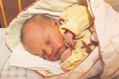 Karolína SPURNÁ ze Strašic si poprvé zakřičela na sále rokycanské porodnice 22. prosince. Narodila se v 18 hodin a 45 minut. Maminka Petra a tatínek Petr věděli dopředu, že jim čáp napoprvé přinese malou holčičku. Karolínka měla 3470 gramů a 50 cm.