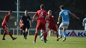 FC Rokycany - SK Petřín Plzeň  U 17  0:6