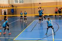 Turnaj volejbalových mladších žákyň ve Vejprnicích
