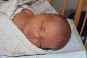 DANIELA MRÁZ z Hrádku se narodila manželům Michaele a Václavovi 8. prosince ve 14 hodin a čtyřicet dva minut. Pohlaví svého prvního dítěte znali rodiče dopředu, a tak si tatínek na sále ohlídal jen porodní míry, které činily 3340 gramů a 50 cm.