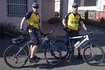 Policisté na Rokycansku kromě vozidel používají také služební kola. V období letních měsíců je tak obyvatelé mohou spatřit například na jihu okresu. Více se dočtete na dnešní titulní stránce.