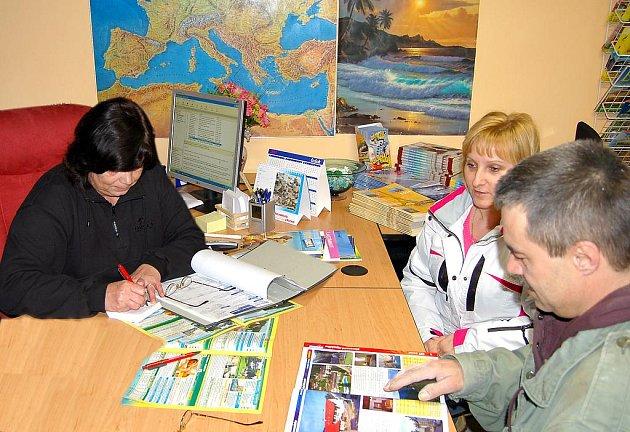 Egypt není v současnosti vyhledávanou turistickou destinací. V cestovní agentuře Lenka Svobodová teď  raději doporučuje zákazníkům  klidnější letoviska.