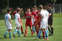 Mladší dorost FC. Ilustrační foto.