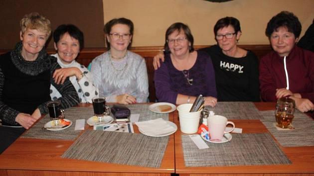 Akce vrcholila společným posezením v restauraci Na Železné.