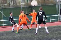 FC Rokycany  U 19 - Přeštice 1:2