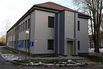 Budova o celkové výměře 786 m2, jež disponuje dostatečnou administrativní plochou, sociálním zázemím i bezbariérovým přístupem.