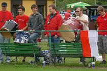Slávisté věří, že jim fanoušci v čele s bubeníky pomohou i v těžkých domácích zápasech s Lažišti a Rudolfovem.