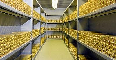 Německý zlatý poklad míří domů.