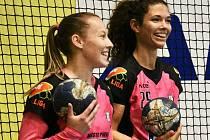 Písecké házenkářky se v MOL lize představí v sobotu doma, kde hostí dlouhodobě nejlepší slovenský tým Michalovce.
