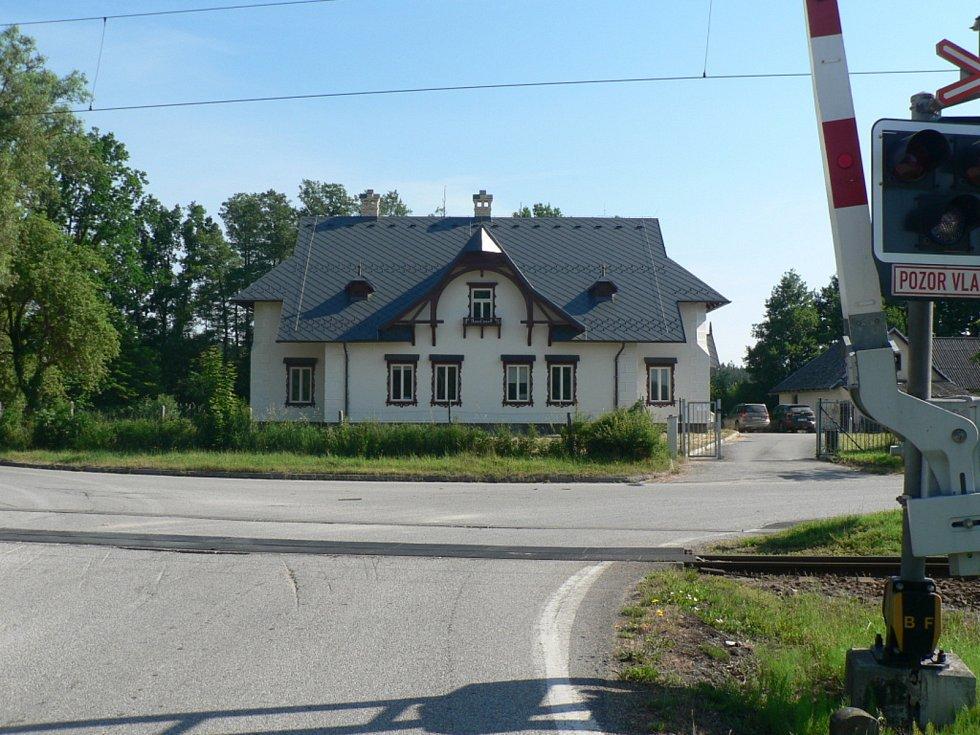 Jakule u Nových Hradů je místem, kde je nádraží Nové Hrady. Sídlí zde i novohradská správa Lesů ČR v nově rekonstruovaném objektu.
