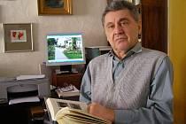 Jan Nouza, spisovatel a publicista z Lužnice na Jindřichohradecku, převzal ve čtvrtek ocenění Číše Petra Voka od jihočeské Obce spisovatelů, jež se uděluje za celoživotní dílo.