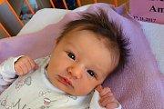 Pavla Šímová přivedla v českobudějovické nemocnici na svět Amálii Šímovou. Narodila se 12. 11. 2017 čtyřiačtyřicet minut po půlnoci, vážila 3,16 kg. Doma v Ostrolovském Újezdu se na sestřičku těšil dvouletý Matěj.