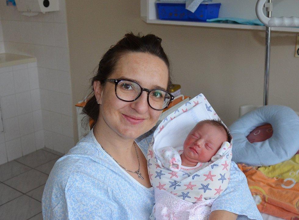 Růžena Koubová z Oseka. Dcera Romany Kišové a Petra Kouby se narodila 12. 12. 2020 ve 23.05 hodin. Při narození vážila 2750 g a měřila 49 cm. Doma ji přivítala sestřička Magda (4).