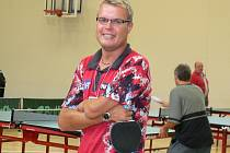 Ivana Karabce těší zájem Havířova, kde žije a hraje stolní tenis od svých čtrnácti let.