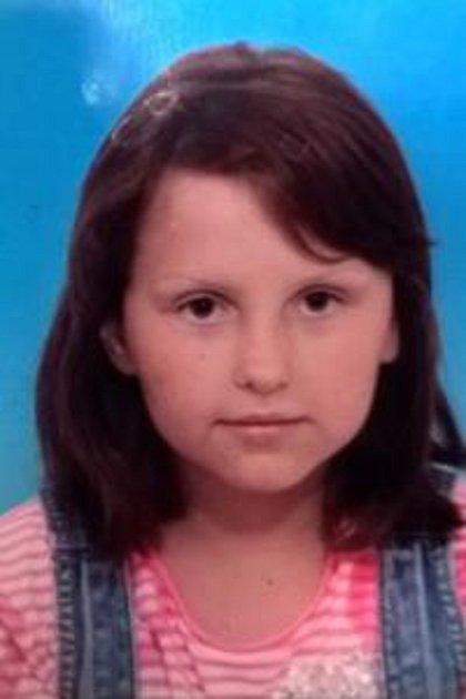 Pohřešovaná Kateřina Buchtelíková.