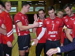 Volejbal, Jihostroj -Brno, extraliga muži