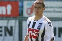 Miroslav Markovič dal na Spartě v letošní lize už svůj třetí gól.