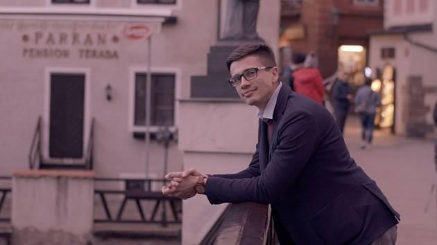 František Talíř ze Zubčic na Českokrumlovsku, lídr KDU-ČSL pro krajské volby v jižních Čechách 2020.