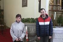 O kostel pravidelně pečují varhanice MUDr. Hana Marhounová a kostelník Marek Dvořák.