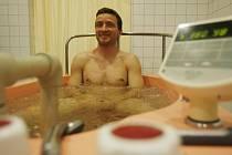 Třeboňské lázně lákají i fotbalisty (na snímku Vladimír Šmicer).