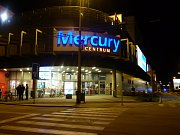 V sobotu kolem 20. hodiny večer vyjížděli policisté do Dopravně obchodního centra Mercury v Českých Budějovicích k podezřelému kufříku.