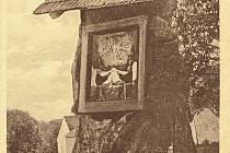 Památný dub v Opalicích