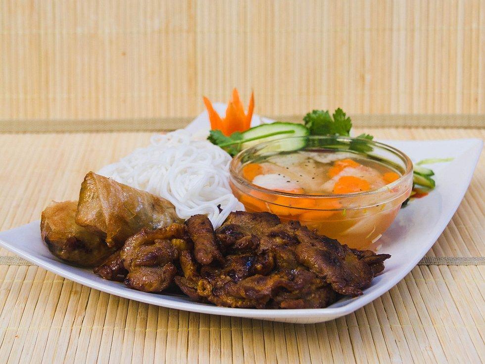 Nemusíte čekat na festival do soboty a oblíbené Bun Cha si připravit dle receptu.