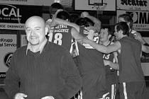 Trenér BSK České Budějovice Jan Rizák byl po víkendu na svůj tým ve II. lize náležitě pyšný. Po utrápené výhře nad Klatovy měl obrovskou radost z vítězství ve Strakonicích.
